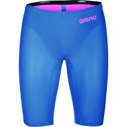arena Powerskin R-Evo One Jammer Men blue/powder pink DE 3   UK 30 2020 Swimsuits