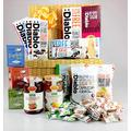 Luxury Extra Large Diabetic Food Hamper Box - Biscuits Chocolate Spread Coffee Sweets Teas Jam Marmalade