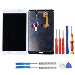 swark LCD Display Compatible with Samsung Galaxy Tab A 7.0 WiFi Tablet SM-T280 (Not for 3G Version & T285 (White) Touch Screen + Repair tools