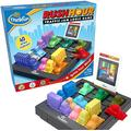 Thinkfun Rush Hour - Traffic Jam Logic, Brain and Challenge Game for Adults and Kids Age 8 Years and Up
