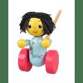 Orange Tree Toys - Wooden Pepi Nana Push Along Toy