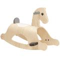 Plan Toys - Rocking Horse Palomino Mono