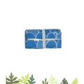 FREILKA - Blue Portable Changer for Baby - blue - Blue/Blue