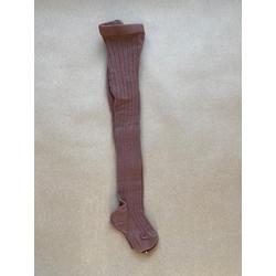 Condor - Ribbed Stockings Pralin - 9/10yrs