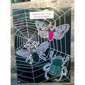 Talking Tables - Pack of 3 Ghost Beetle Garland