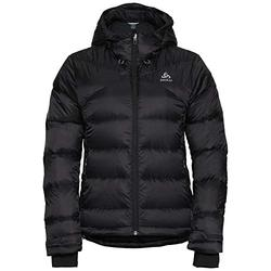 Odlo Women's Insulated Cocoon N-thermic X-warm Jacket Women's Jacket, womens, Women's Jacket, 528571, Black, S