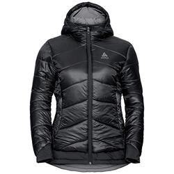 Odlo Women's Insulated Cocoon S-thermic X-warm Jacket Women's Jacket, womens, Women's Jacket, 528541, black, M