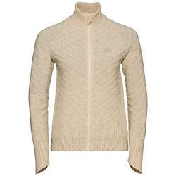 ODLO Unity Kinship Women's X-Warm Fleece Jacket, womens, 542071, Birch melange, XL