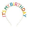 Talking Tables - It's My Birthday Headband