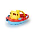 Green Toys - Yellow Bath Tugboat Toy