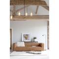 Cotswold Grey - Kingham Sofa Large Columbia Brown
