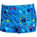 Zoggs Sea Life Hip Racer Boys blue/multi 98 2020 Swimsuits