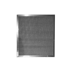 (2-Pack) (20x20x1) Aluminum Electrostatic Air Filter Replacement Washable Air Purifier A/C Filter for Central HVAC by LifeSupplyUSA