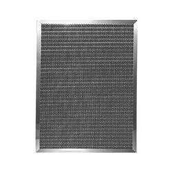 (2-Pack) (18x24x1) Aluminum Electrostatic Air Filter Replacement Washable Air Purifier A/C Filter for Central HVAC by LifeSupplyUSA