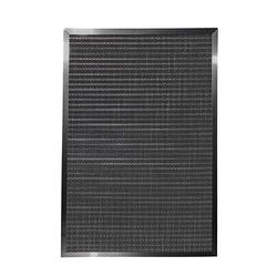 (2-Pack) (20x30x1) Aluminum Electrostatic Air Filter Replacement Washable Air Purifier A/C Filter for Central HVAC by LifeSupplyUSA