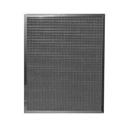 LifeSupplyUSA 2PK Replacement Heavy Duty 20x25x1 Aluminum Electrostatic Washable Air Purifier A/C Filter for Central HVAC Conditioner Furnace Systems