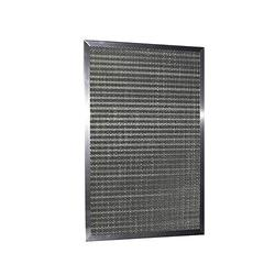 LifeSupplyUSA 2PK Replacement Heavy Duty 16x25x1 Aluminum Electrostatic Washable Air Purifier A/C Filter for Central HVAC Conditioner Furnace Systems