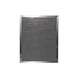 LifeSupplyUSA 2PK Replacement Heavy Duty 16x20x1 Aluminum Electrostatic Washable Air Purifier A/C Filter for Central HVAC Conditioner Furnace Systems