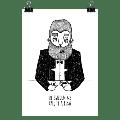 Bahkadisch - Print A4 In Sweden We Call It A Fika