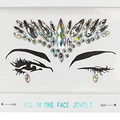 Billy The Kid - Face Jewelry Stickers