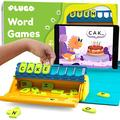 Plugo Letters by PlayShifu - English Word Building with Phonics, Stories, Puzzles | 4 -10 Years Educational STEM Toy | Interactive Spelling Games | Boys & Girls Gift (App Based)