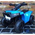 Epic Play Ltd Kids My First Mini 6v Ride on Quad Bike - Blue