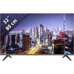 "Hisense A5600F 32A5600F TV 81.3 cm (32"") HD Smart TV Wi-Fi Black A5600F 32A5600F, 81.3 cm (32""), 1366 x 768 pixels, LED, Smart TV, Wi-Fi, Black"