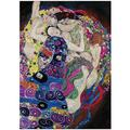 Wapipey Famous Painting Jigsaw Anime By Gustav Klimt Girl Jigsaw Puzzle 1000 Pieces Wooden Puzzle Oil Painting Collection Puzzle Adult Decompression Game Puzzle Kids Educational Gifts