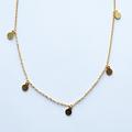 BonBon - Gold Layering Chocker Necklace