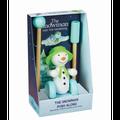 Orange Tree Toys - The Snowman Wooden Push Along Toy