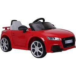 Bck Kids Electric Ride On Toy Car Children's Electric Car Toy Car Can Sit Men, Women, Children, Baby Car, Four-Wheel Remote Control Car, Baby Carriage Battery Powered (Color : Red)