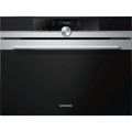 Siemens CF634AGS1B iQ700 36L Built In Microwave with TFT Display - Stainless Steel