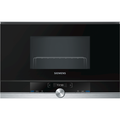 Siemens BE634LGS1B iQ700 Built In Microwave with Grill - Stainless Steel
