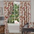 Kensington Curtains Terracotta 65 X 90In by Coopers of Stortford