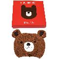 Rex London - Bruno The Bear Baby Hat