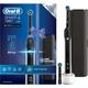Oral B Smart 4 4500 Black Edition elektrische Zahnbürste + Etui D601.523.3X