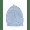 Wedoble - New Baby Cable Knit Beanie - 3-6 m / Pale Pink