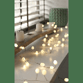 Alresford Linen Company - Teardrop Opaque Battery Operated Lights