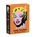 Books - Andy Warhol Mini Shaped Puzzle Marilyn Jigsaw