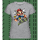 Mario Skater - Shirtinator Frauen T-Shirt