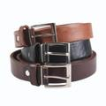 Atelier - Jeans Leather Belt - Tan / small