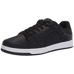 Osiris Men's Sequence Skate Shoe, Black/White, 10 UK
