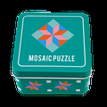 Rex London - Wooden Mosaic Puzzle In A Tin