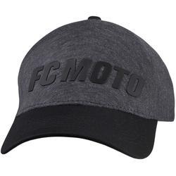 FC-Moto Headers Cap, black-grey, Size L XL