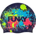 Funky Trunks Silicone Swimming Cap Men hyper inflation 2020 Swimming Caps