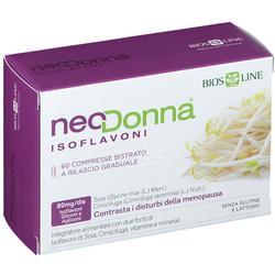 BIOS LINE NeoDonna® Isoflavoni 58,20 g Compresse