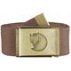 Fjällräven Canvas Brass Belt (4 cm breit / max. Länge 120 cm)