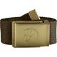 Fjällräven Canvas Brass Belt (4 cm breit / max. Länge 120 cm), 1 Size