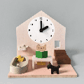 Moon Picnic - Make My Day Activity Dollhouse - One Size