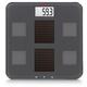 SOEHNLE Personenwaage Solar Fit schwarz 150,0 kg